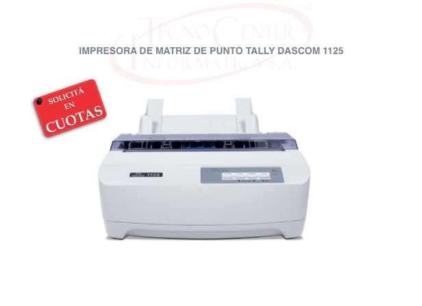 Impresora Fiscal Dascom Tally 1125 - 0