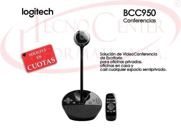 WebCam Logitech BCC950 - 0