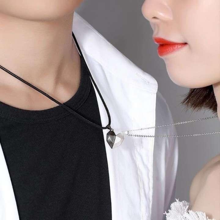Collar magnético para parejas - 0