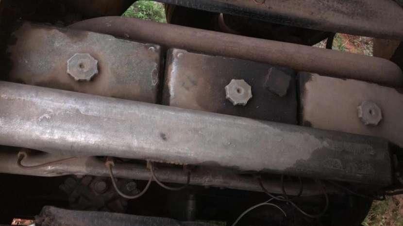 Camión FNM 1976 - 4