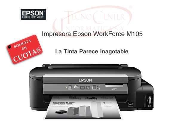 Impresora WorkForce M105 - 0