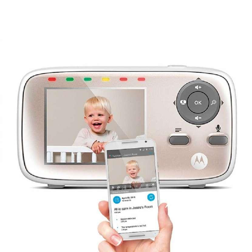"Baby call motorola 2.8"" wifi conect mbp-667 - 1"