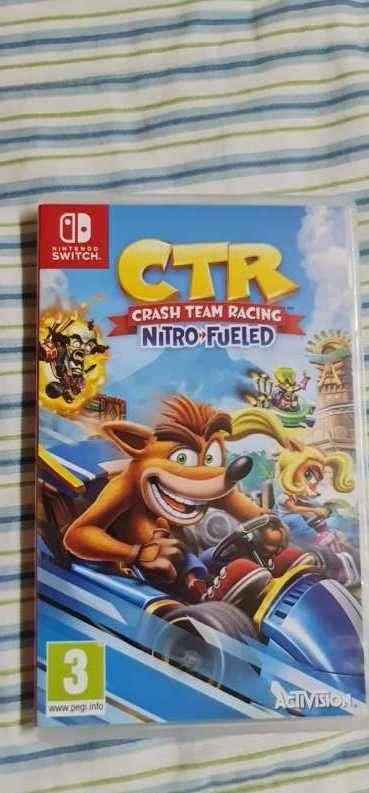 Crash CTR - 0