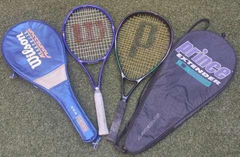 Raquetas de tenis - 0