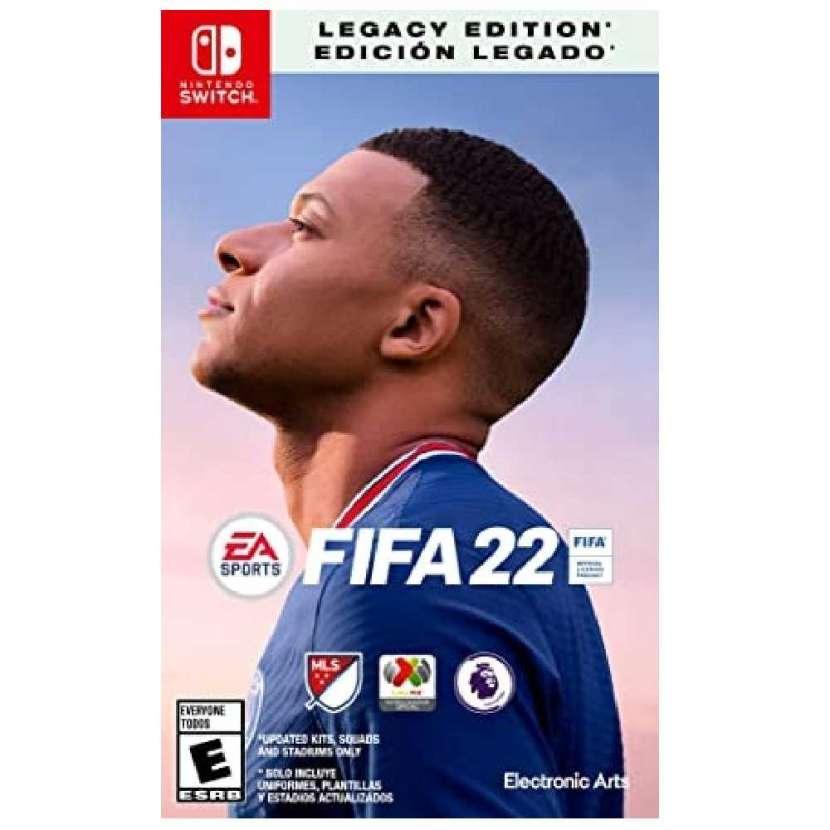 Juego Nintendo Switch Fifa 22 - 0