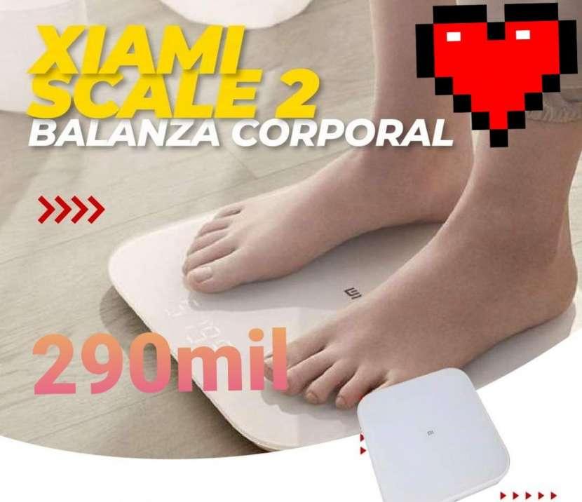 Balanza Xiaomi - 0