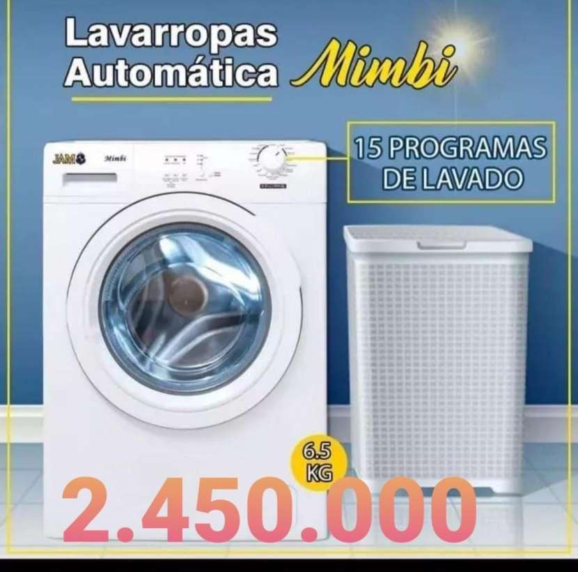 Lavarropas automático - 0