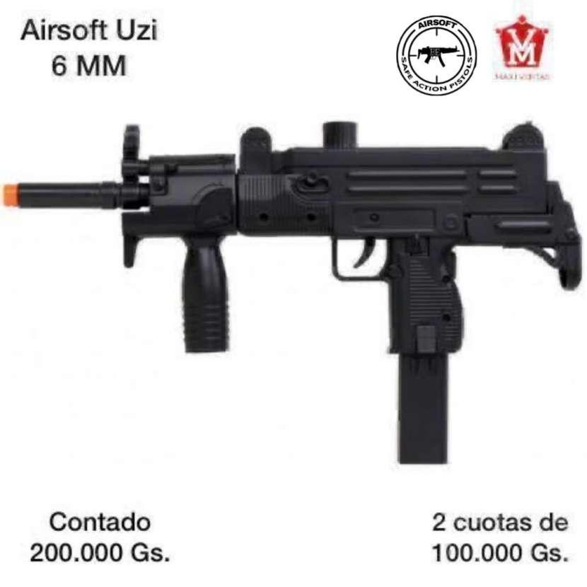 Airsoft Uzi - 0