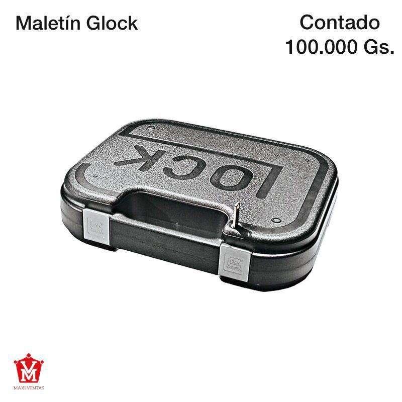 Maletín de pistola Glock - 0