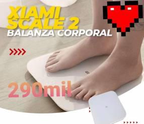 Balanza digital Xiaomi