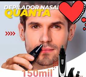 Depilador nasal