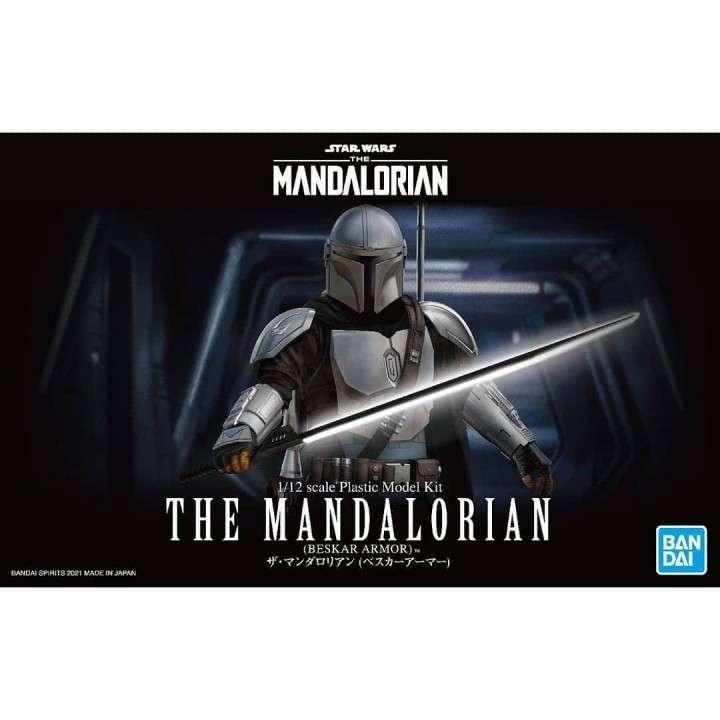 Mandalorian Beskar Armor Bandai 1/12 - 0