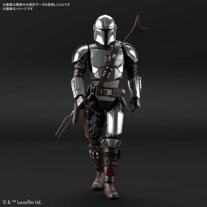 Mandalorian Beskar Armor Bandai 1/12 - 2