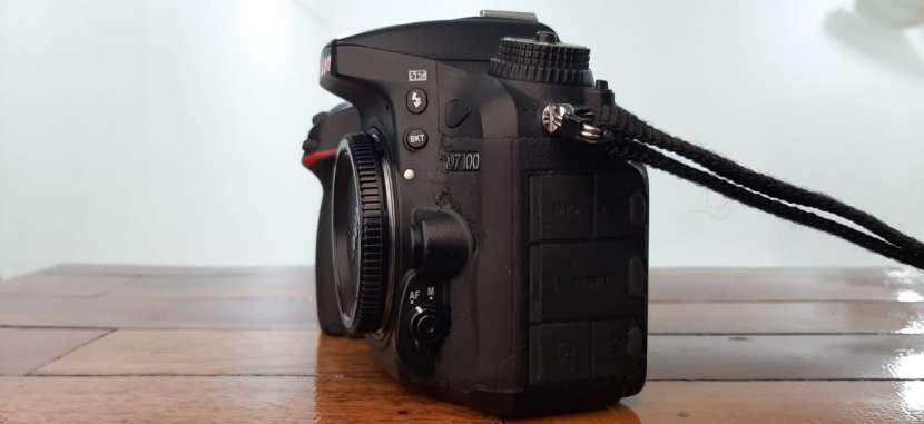 Cámara Fotográfica Profesional Nikon D7100 - 3