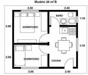Casa en Luque Marambure