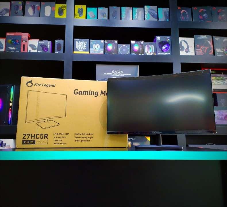 Monitor Acer de 27 pulgadas AOPEN 27HC5R 240HZ 1MS Adaptivesync - 0