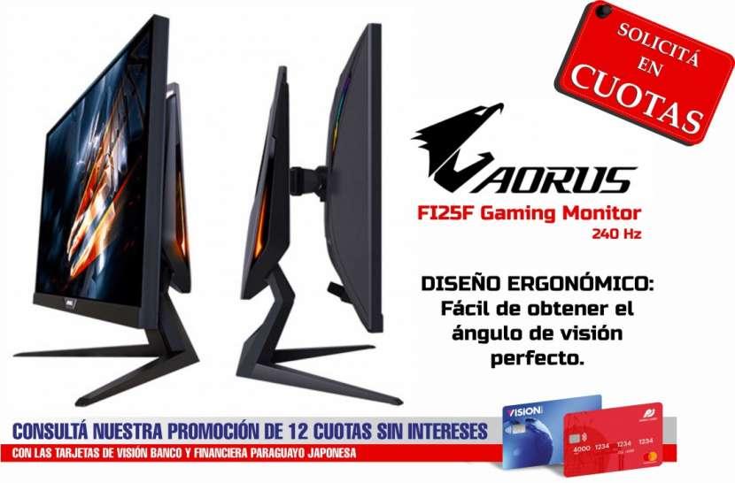Monitor Gaming 25 pulgadas Aorus FI25F Full HD - 0
