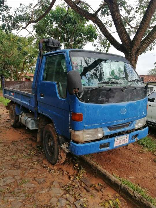 Tumba Toyota 1998 - 0