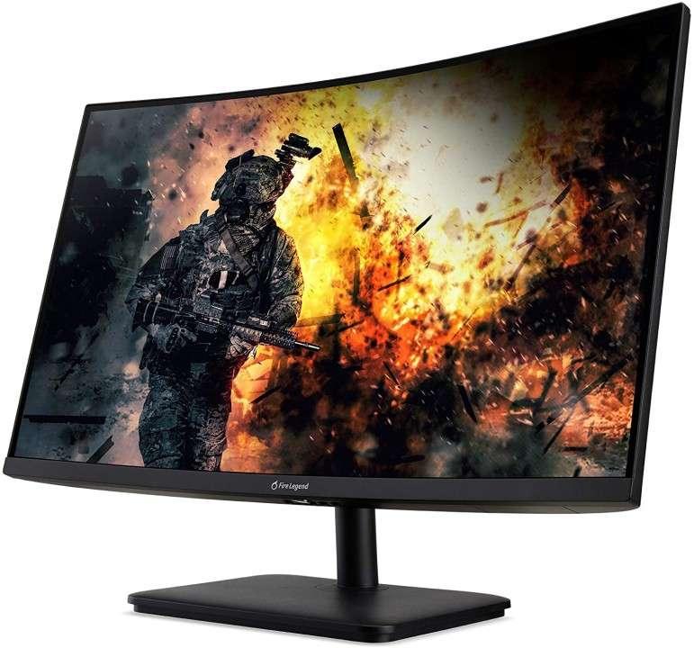 Monitor Acer de 27 pulgadas AOPEN 27HC5R 240HZ 1MS Adaptivesync - 2