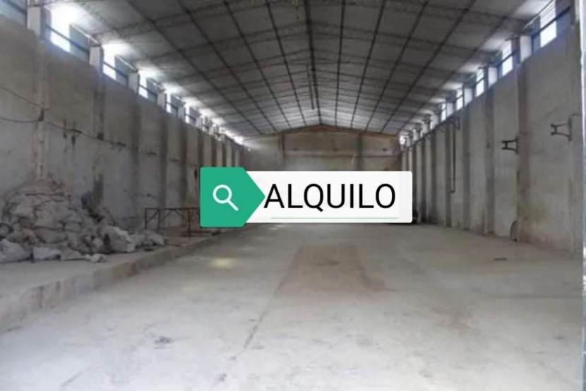 Depósito en Asunción Barrio Jara COD 0194 - 3