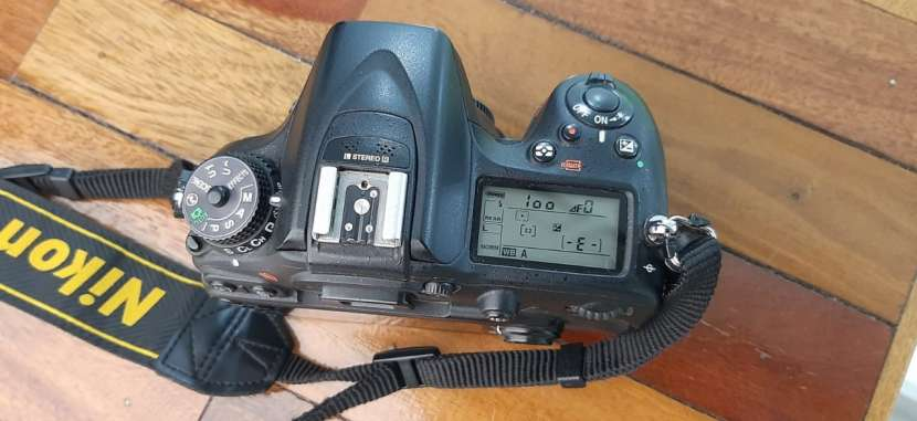 Cámara Fotográfica Profesional Nikon D7100 - 4