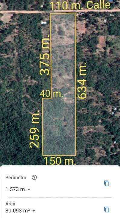 Terreno de 8 hectáreas en Nueva Colombia COD 0224 - 0