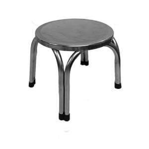Silla butaca aluminio redonda 30 cm (3508) - 0
