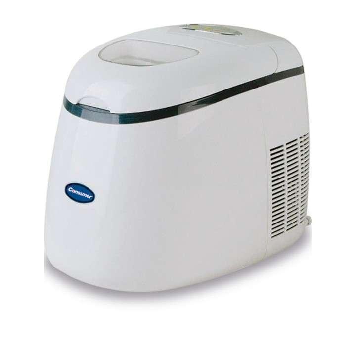 Fabricadora de hielo portátil de 2 kg Consumer (1466) - 4