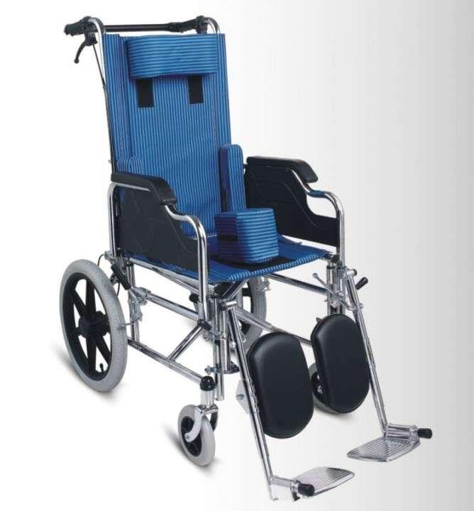 Silla de ruedas postural - 0