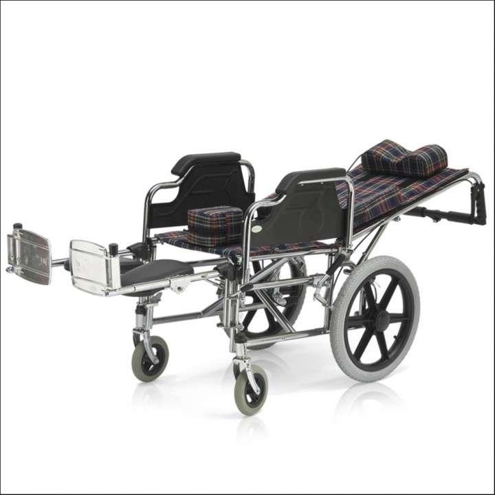 Silla de ruedas postural - 2