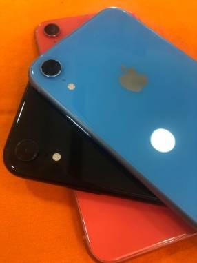 iPhone XR de 64 gb y 128 gb