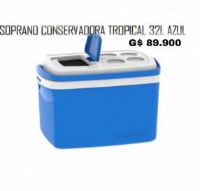 Conservadora Soprano de 32 litros