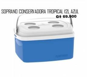 Conservadora Soprano de 12 litros