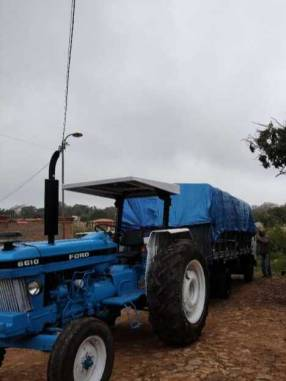 Tractor Ford 6610 impecable