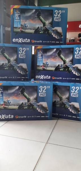 Smart TV EnXuta de 32 pulgadas
