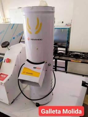 Máquina para hacer galleta molida Venancio