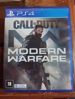 Call Of Duty Modern Warfare para PS4