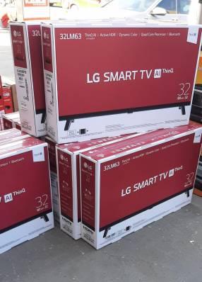Smart TV LG HD de 32 pulgadas