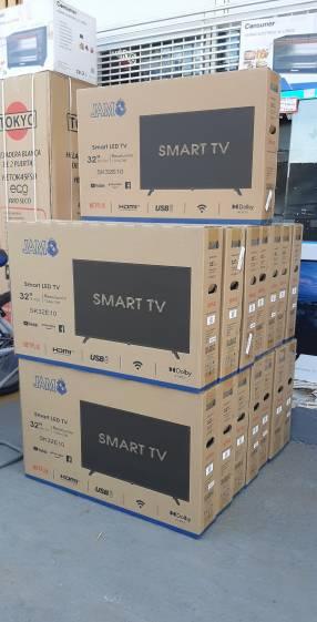 Smart TV HD JAM de 32 pulgadas