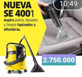 Aspiradora SE4001