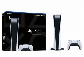 PS5 Digital Edition de 825 gb
