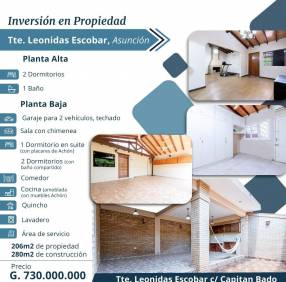 Casa en Asunción