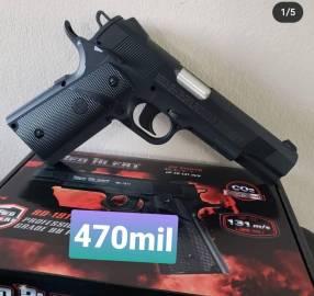 Pistola Red Alert 1811