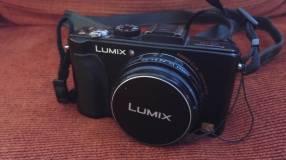 Cámara Panasonic Lumix DMC-LX5 lente Leica