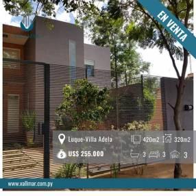 Residencia en Villa Adela Luque ️