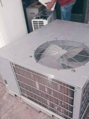 Aire acondicionado compacto Goodweather de 60.000 btu