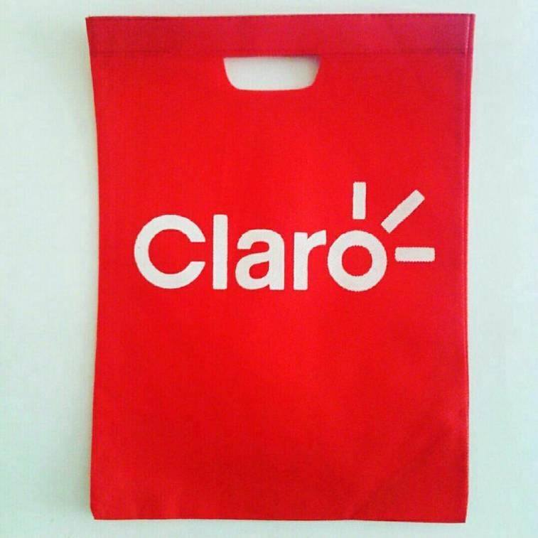 Confeccionamos bolsas personalizadas.