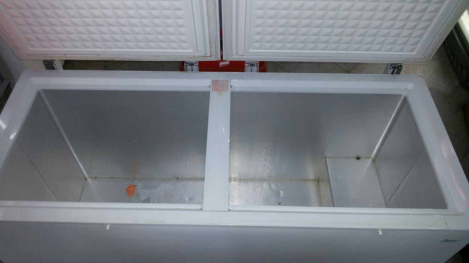 Freezer Midea 520 litros