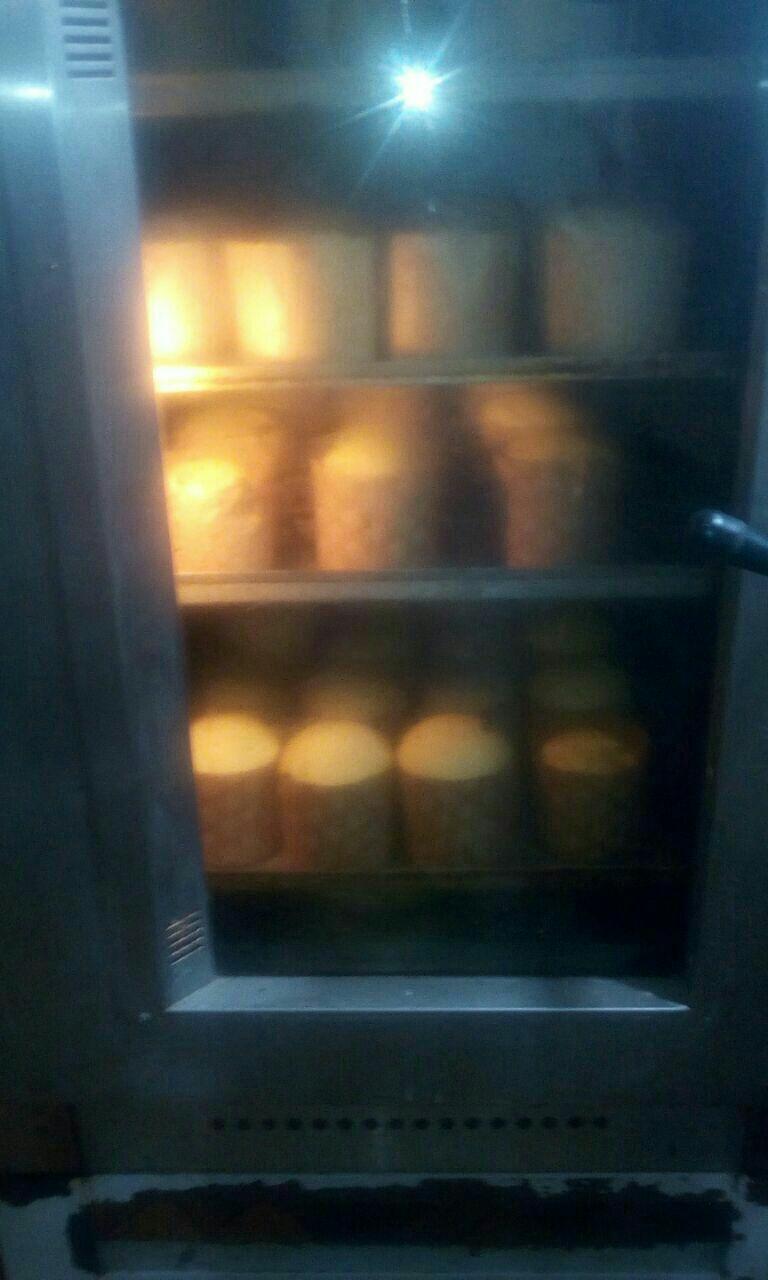 Horno eléctrico para panadería