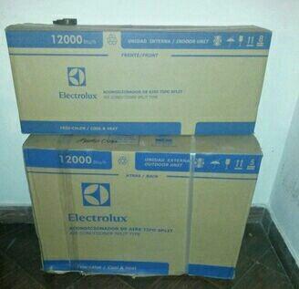 Aire acondicionado Electrolux de 12.000 btu